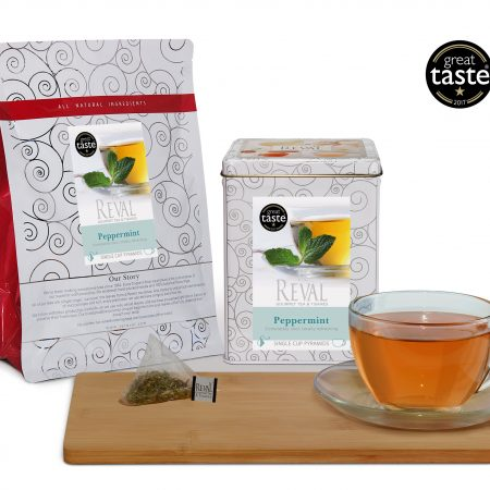Te' Reval award winning Peppermint tea